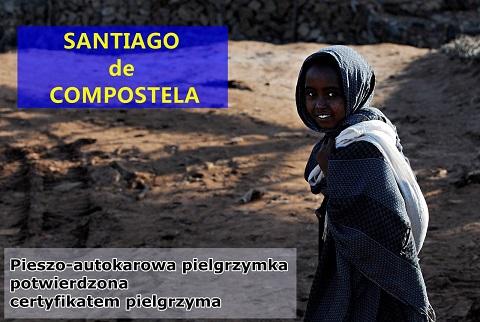 Piesza pielgrzymka do Santiago de Compostela